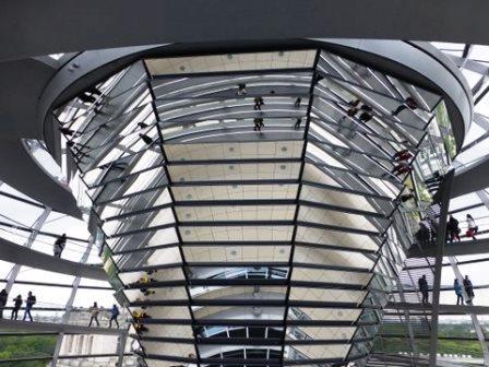 Berlin, Reichstagskuppel
