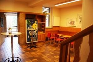 Auch der Eingangsbereich soll komplett neu gestaltet werden.